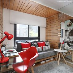 Foto para Fernanda Marques Arquitetos @fernandamarquesarquiteta   Apartamento em SP