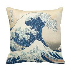 Fine Art Pillow Covers  Bring home a work of art with art inspired pillow covers from Poetic Pillow. Our flat packed, doublesided printed pillow