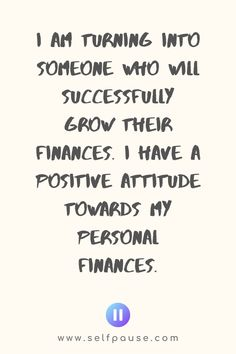 Enjoy this list of the top money-saving affirmations to help you focus on your money goals and save more money. Visit Selfpause for more affirmations. Positive Attitude, Positive Vibes, Positive Quotes, Wealth Affirmations, Positive Affirmations, Faith Quotes, Me Quotes, Fitness Plan, Financial Success