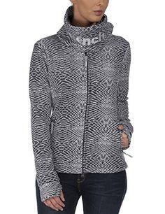 Bench Damen Sweatshirt Fleecejacke Enigmatic
