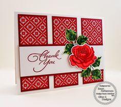 Sean Fetterman Designs: Gina K Designs Inspiration Blog Hop - Flowers & Frames StampTV Kit
