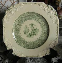 Nancys Daily Dish: Bedrooms ~ Green, Serene