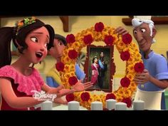 "Elena of Avalor ""A Day to Remember"" - Festival of Love  just the song, not the episode"
