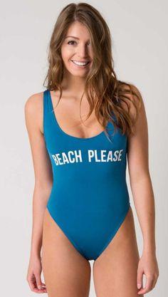 Bikini Lab Beach Please Swimsuit - Women's Swimwear | Buckle