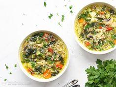 The Best Instant Pot Chicken Noodle Soup
