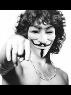 Anonymous = Brains, brawn, tenacity, and sex appeal, all wrapped up in lulz.