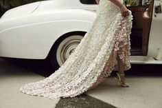Call me crazy but I would SO wear this BHLDN Emma gown as a maxi with a casual t-shirt, like, everyday.
