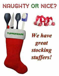 Stocking stuffers?!