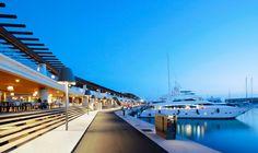 PORT ADRIANO -  Marina with prestigious brands of nauticals, shipyards & brokers of luxury yachts
