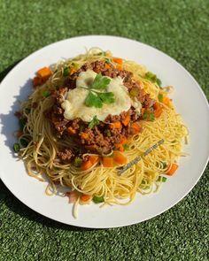 Jollof Rice, Meat Lovers, Grilling, Spaghetti, Menu, Pasta, Cheese, Vegetables, Ethnic Recipes