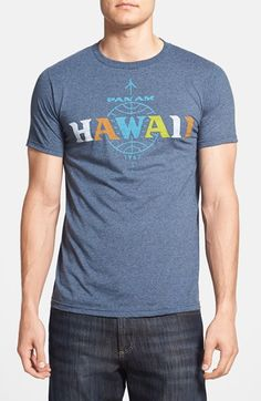 'Hawaii 1967' Graphic T-Shirt
