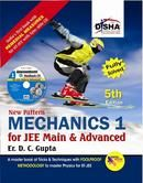 Mechanics 1 for JEE Main & Advanced with Assessment, Feedback & Remedial CD (Fully Solved)