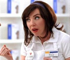 Why Does Flo From the Progressive Insurance Ads Slightly Turn Me On?