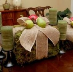 All Moss Craft Projects By Loraine Brummer