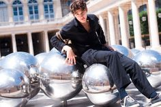 Timur Simakov, ph by BOUTAYNA FARTALE Timur Simakov, V Magazine, Actor Model, Citizen, Backstage, Character Inspiration, Male Models, Riding Helmets, Actors