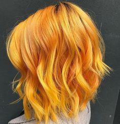 http://www.revelist.com/hair/butterbeer-hair/11419/  Or anywhere in-between.  /11/#/11