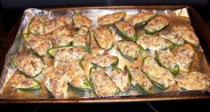 I love poppers I make them all the time. They are easy and a big hit. Stuffed Jalepeno Recipes