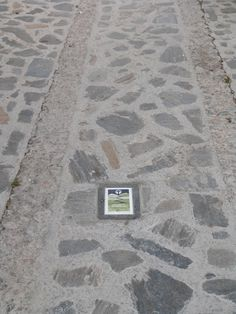 Réalisation par Empreinte du jalonnement de rues à Alméria (Espagne)