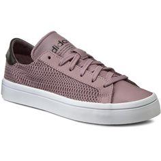 Buty adidas - CourtVantage W S78901  Blanchpur