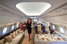 Airbus Corporate Jet - ULTIMATE Flying Suite