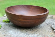 Hey, I found this really awesome Etsy listing at https://www.etsy.com/listing/385470218/walnut-wood-bowl-hand-turned-wooden-bowl
