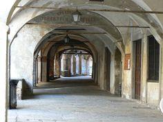 Portici del Piazzo