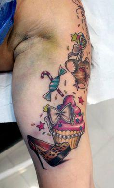 Tatouage par Astin Tattoo