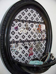Re-purposed mirror