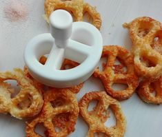 Onion Rings, Cookie Jars, Winter Food, Tiramisu, Food And Drink, Tasty, Sweets, Cookies, Baking