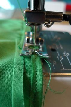 A series about learning to sew for beginners and those wanting to begin. (I've read several things like this and always pick up some good new info)