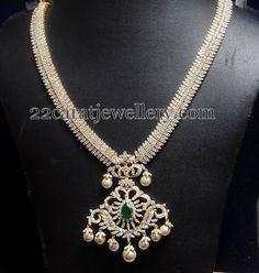 Jewellery Designs: Kotharis Jewellers Diamond Haram