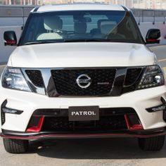 日産、ハイパフォーマンスSUV「パトロール NISMO」をドバイで公開! - Autoblog Japan