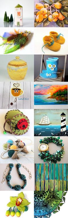a morning in June by tamra on Etsy--Pinned+with+TreasuryPin.com