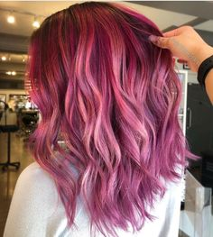 mentions J'aime, 31 commentaires – Pulp Riot Hair Color (Pulp Riot Hai. Pulp Riot Hair Color, Dye My Hair, Cool Hair Dyed, Short Dyed Hair, Coloured Hair, Cool Hair Color, 2 Tone Hair Color, Pretty Hairstyles, Pink Hairstyles