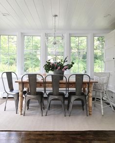 Cottage Farmhouse Features From Fox Hollow