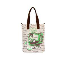 Scorpio Jute Grey Bag