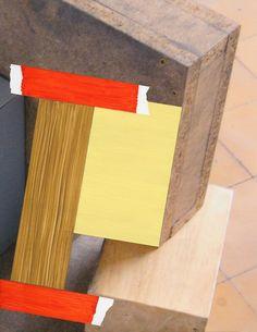 PELLO IRAZU Borrar 4A, 2015 Chromogenic print and acrylic 12 × 9 1/4 in 30.5 × 23.5 cm