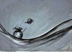 Day 110 Linnunradalla #art by #junkohanhero #daily #drawings #paintings #illustrations #watercolorpencils #acrylics #igartsubmit #abstract #abstractart #junkohanhero_art #artoninstagram #arte #artist #kunst #artscene #artlovers #artlover #konst #artista #creation #worldofartists #universumi #minimalismus #milkyway