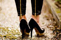 Crimenes de la Moda: Pantalones encerados