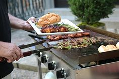 "One of the best gas griddles on the market, we review the Blackstone 36"" outdoor…"