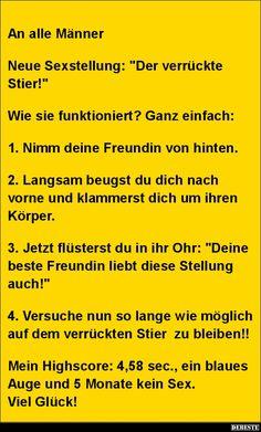 An alle Männer..   DEBESTE.de, Lustige Bilder, Sprüche, Witze und Videos