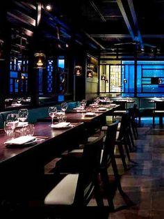 Hakkasan Hanway Place, modern Chinese in London