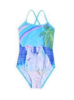 Pumpkin Patch - swimwear - magical unicorn swimsuit - S3SW30136 - $37 sale = $25.90