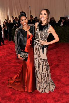 Met Ball 2013: Red Carpet #fashion #style #metball2013