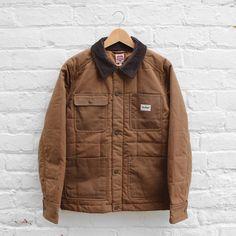 Carhartt Heritage Lincoln Jacket - Carhartt Brown - £249.99