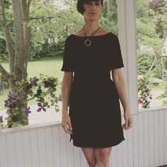 Lisa looks amazing in her #seamworkmag Mesa!