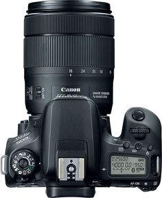 Canon 77D Review -- Product Image