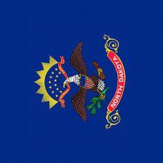 Smartphone Case - State Flag of North Dakota I