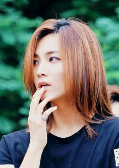 Jeonghan #junghan #Seventeen. He reminds me of Ren from nu'est. who I also love lol