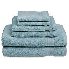 Welspun HygroSoft 6-Piece Towel Set